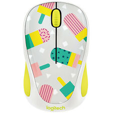 LOGITECH M238 WIRELESS MOUSE POPSICLES PARTY COLLECTION NEW