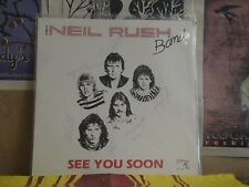 NEIL RUSH BAND, SEE YOU SOON - AUTOGRAPHED LP ET-0784