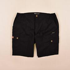 Pinewood Herren Shorts Hose Freizeithose Gr.50 (L) Outdoor TC-1200 Schwarz 75190