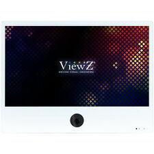 ViewZ IP HD Public View LED Monitor (VZ-PVM-I4W3N) - White
