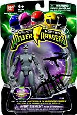 "Mighty Morphin Power Rangers 4"" Putty Patrol New 2010 Factory Sealed"