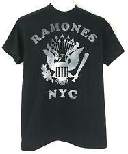 NEW Ramones Band Black T Shirt Graphic Mens Hey Ho Lets Go S, M, L, XL, 2XL