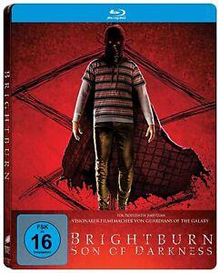 Brightburn: Son of Darkness [Blu-ray Limited Steelbook /NEU/OVP] Horrorthriller
