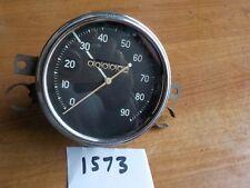 Vintage  car speedometer British made