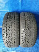 2 x Winterreifen Reifen Dunlop SP Winter Sport 4D * MO 225 55 R17 97H 4,5mm M+S