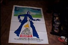 SAILOR WHO FELL FROM GRACE WITH THE SEA ORIG MOVIE POSTER '76