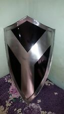 Armor Steel Shield Battle Medieval Knight Reenactment Armouries