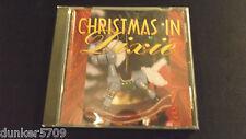 CHRISTMAS IN DIXIE CD 1996 19 SONGS