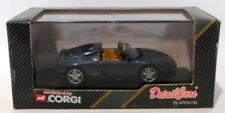 Modellini statici di auto da corsa Rally blu Ferrari