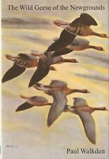 WALKDEN WILDFOWL BOOK WILD GEESE OF THE NEWGROUNDS SLIMBRIDGE GOOSE hbk BARGAIN