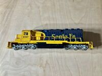 Ho Scale Santa Fe Locomotive #5707 Selling As-Is For Repair Or Parts