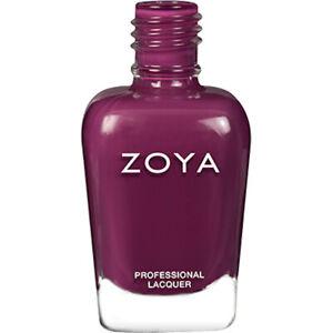 Zoya Nail Polish Sharon ZP1051 Luscious Collection Fall 2020. Option Wide Brush.