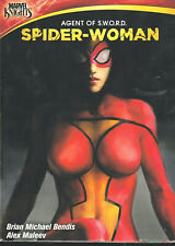 MARVEL KNIGHTS: SPIDER-WOMAN - Agent of S.W.O.R.D. (DVD 2011) (U2)