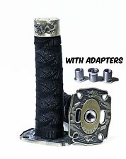 JDM Samurai Sword Shift Knob Shifter Katana Metal Weighted Sport With Adapters