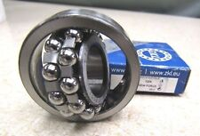 ZKL Czech 1204 20X47X14 mm Self Aligning DBL Row Bearing Replaces SKF 1204-ETN9
