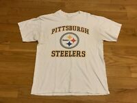 Pittsburgh Steelers NFL T Shirt Men's Size Large
