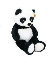 XXL Plüschtier Panda Bär 100 cm Sunkid Kuscheltier weich schwarz Stofftier