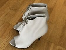Authentic Burberry Boots size 5 Uk calf leather