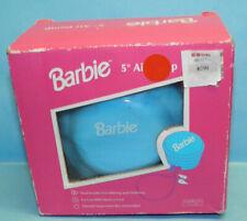 "Mattel Barbie 5"" Air Pump For Inflatable Furniture"