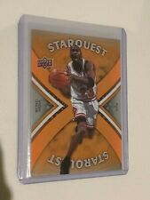 Michael Jordan Upper Deck 2008 Starquest Copper SQ-20 Chicago Bulls NBA