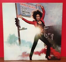 """1981 Grace Slick """"Welcome To The Wrecking Ball"""" 33 1/3 RPM LP Record"""