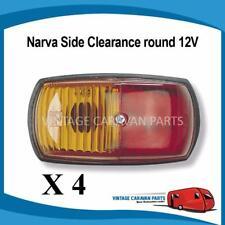 Caravan NARVA SIDE CLEARANCE LIGHT ( X 4 ) 12V Marker Festoon Globe 85760 E0197