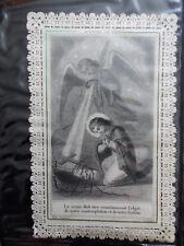 image pieuse canivet dentelle adorons la croix , Blot / felix