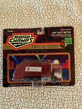 Road Champs Diecast Waste Management Waste Truck 1:43 Scale 1992
