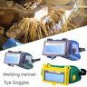 Solar Auto Darkening Eye Mask Welding Helmet Eye Glasses Goggles for Welder
