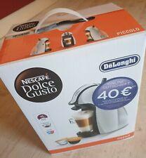 De'Longhi EDG 100 W - NESCAFÉ Dolce Gusto Piccolo - Kapsel Kaffeemaschine NEU