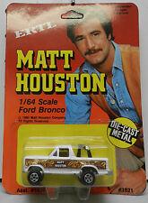 FORD BRONCO 4X4 TRUCK MATT HOUSTON 1821 1983 TV SHOW 1980'S NOS ERTL