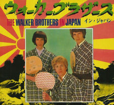CD - The Walker Brothers / Walker Brothers in Japan / Digipack (8418)