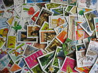 FRANCE collection 98 different used stamps issued in 2008 includes 5 long sets