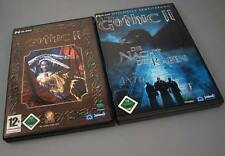 Gothic II - Gold Edition (PC, 2008) 5 CDs in DVDBOX