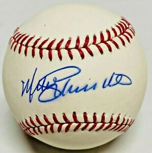 Phillies Mike Schmidt Signed Baseball Autographed MLB and Fanatics Hologram