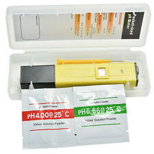 Digital PH Meter Tester Pool Water Spa Aquarium Measure Pen PH Level Test Kit 9B