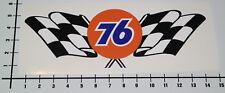 Unión 76 Flags Pegatina Sticker Motor Oil Speedshop racing decal tuning mi254