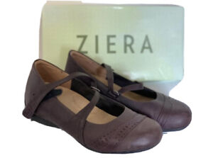 Ziera Snare Eggplant Shoes 39.5W
