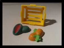 PLAYMOBIL : Melone Ananas ~ Supermarkt ~ Obst / Melon pineapple  ~ 3204
