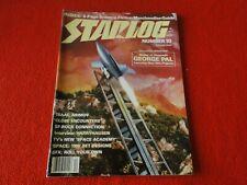 Vintage Science Fiction Magazine Star Log Dec. 1977 #10 George Pal Asimov 6