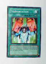 CARTE YU GI OH VERSION FRANCAISE TELEPORTATION CSOC-FR055