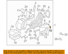 TOYOTA OEM 05-10 Sienna Front Seat-Armrest Cover 72848AE030E0