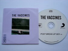 THE VACCINES - POST BREAK UP SEX - FRENCH PROMO CD RARE