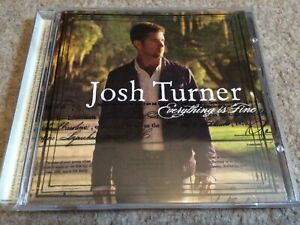 JOSH TURNER - EVERYTHING IS FINE CD