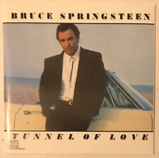 BRUCE SPRINGSTEEN TUNNEL OF LOVE CD COLUMBIA CK 40999 USA PRESS NO BARCODE