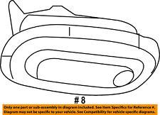 Dodge CHRYSLER OEM 11-13 Durango Interior-Roof-Coat Hanger Hook 1MG26HDAAB
