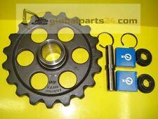 Wheel idler, sprocket  set - PARTS JCB MINI 8014 8015 8016 8018