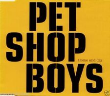 PET SHOP BOYS - HOME AND DRY - 3 TRACK MUSIC CD - LIKE NEW - E924