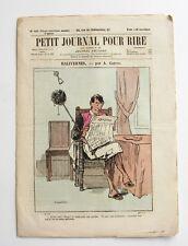 Le Petit Jounal pour Rire n°496 - Types Divers par L Michel (planche centrale )