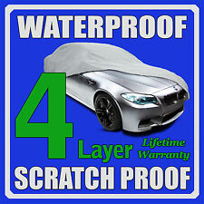 4 Layer Suv Cover Waterproof Layers Outdoor Indoor Car Truck Soft Lining Foc1